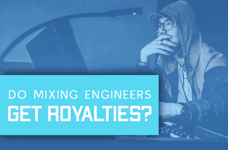 Royalties Mixing Engineers Can Actually Get