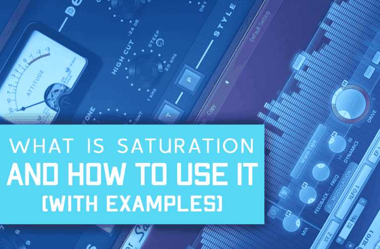 What Is Saturation? And How To Use It? (With Examples)