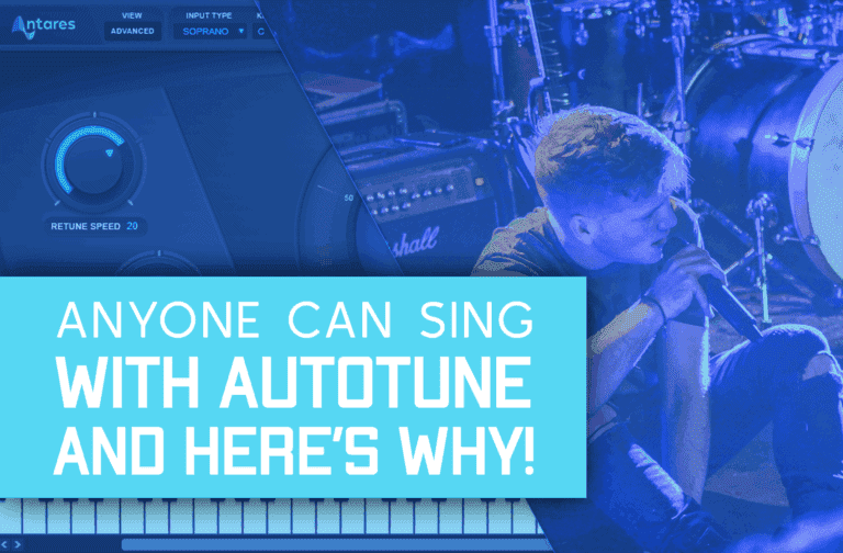Anyone Can Sing With AutoTune – And Here's Why!