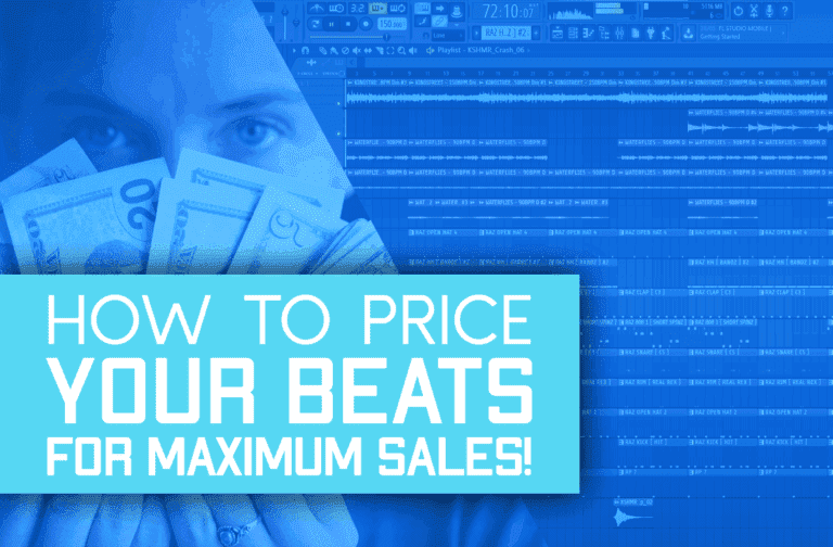 How To Price Your Beats For Maximum Sales!