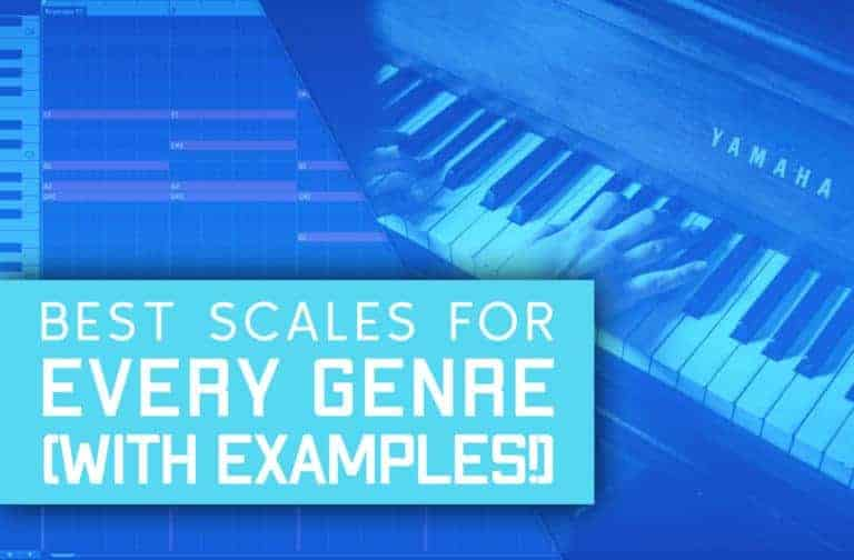 Best Scales For Each Musical Genre (Instant Good Melodies!)